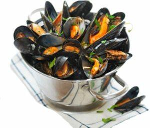 musslor