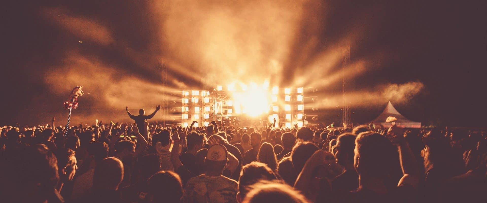 Hyr ett kassasystem för nästa festival