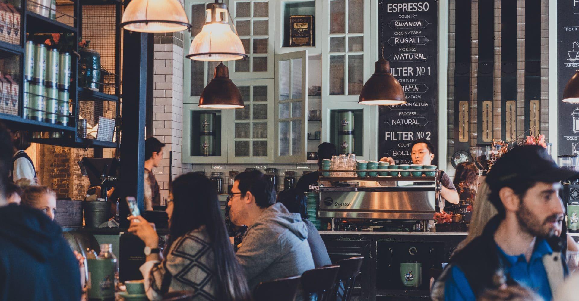 POS för restaurang och café