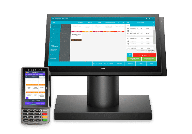 Leading POS system in the Nordics