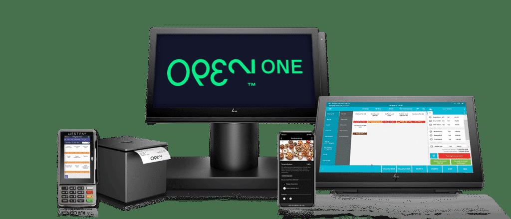 Ett lättanvänt POS-system för café & snabbmatsrestauranger