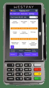 Med OPEN Go får du ett komplett mobilt kassasystem.