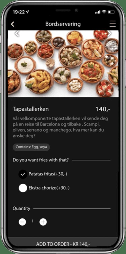 Självbeställande appar för din restaurang eller bar