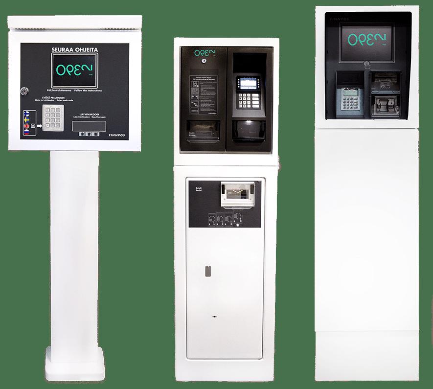 OPEN Maksuautomaatti OPT