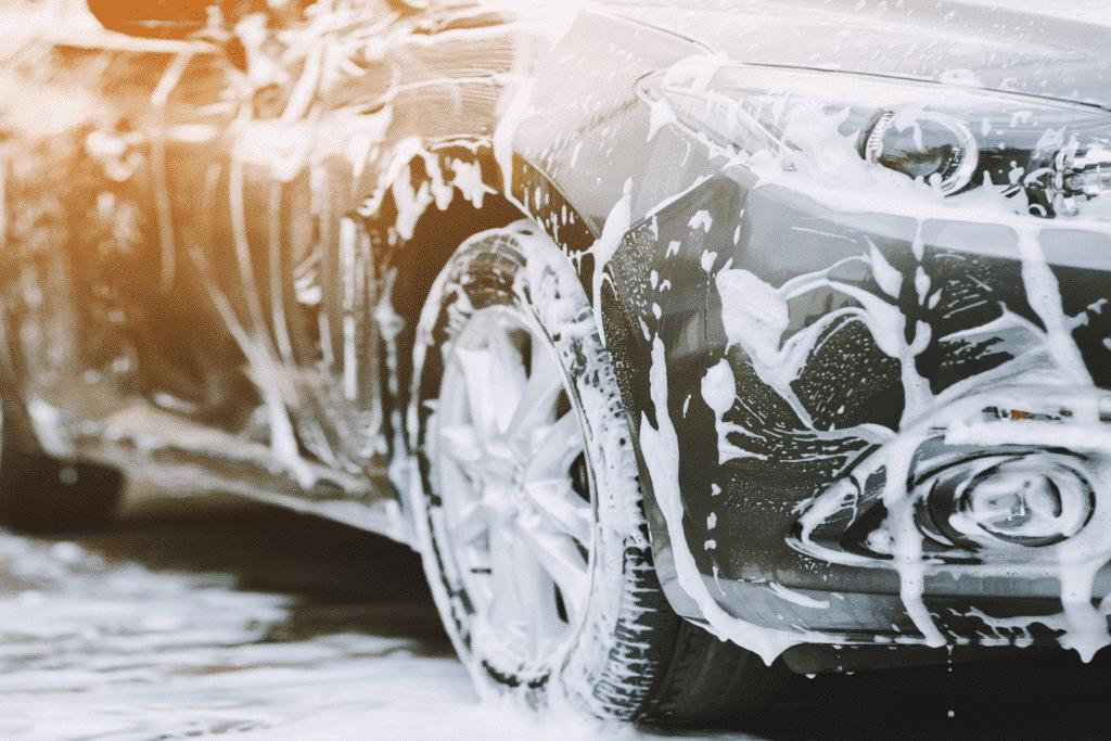 OPENin maksuratkaisu sopii myös autopesuun