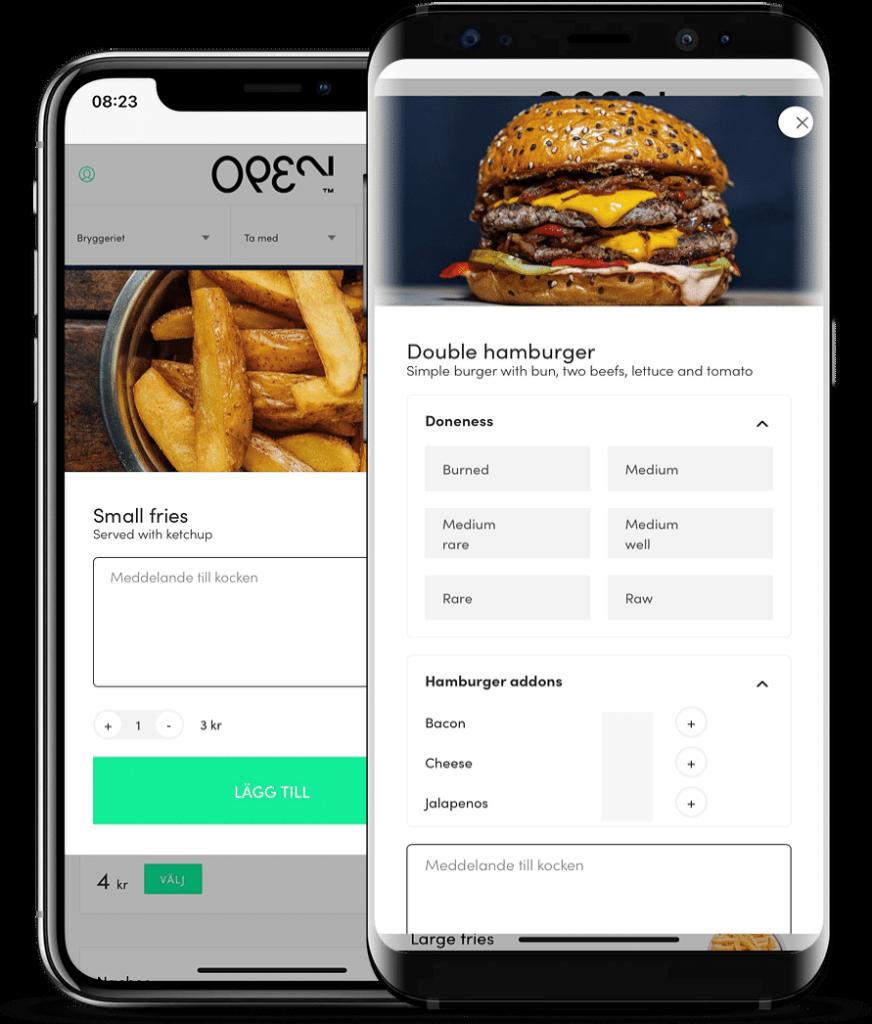 Open Pre-order